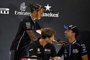 """""""F1復帰は印象的だった"""" ハミルトンとグロージャンがクビサに""""贈る言葉"""""""
