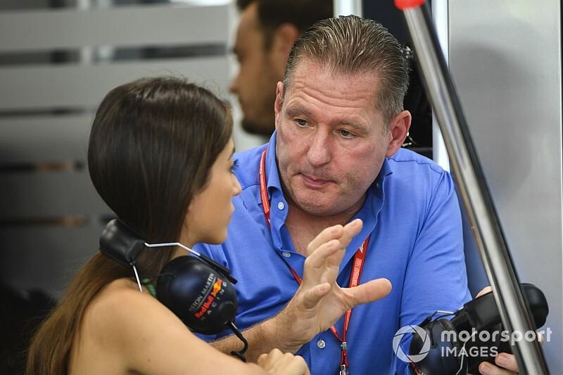 Йос Ферстаппен требует от Red Bull перемен