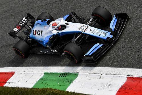 Ergebnis: Formel 1 Monza 2019, Qualifying