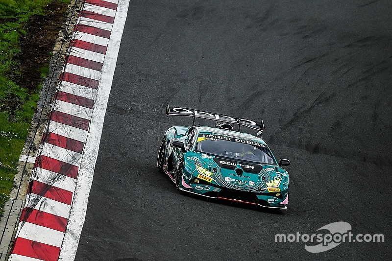 Super Trofeo Asia: Yazid, Ochiai take first win at Fuji