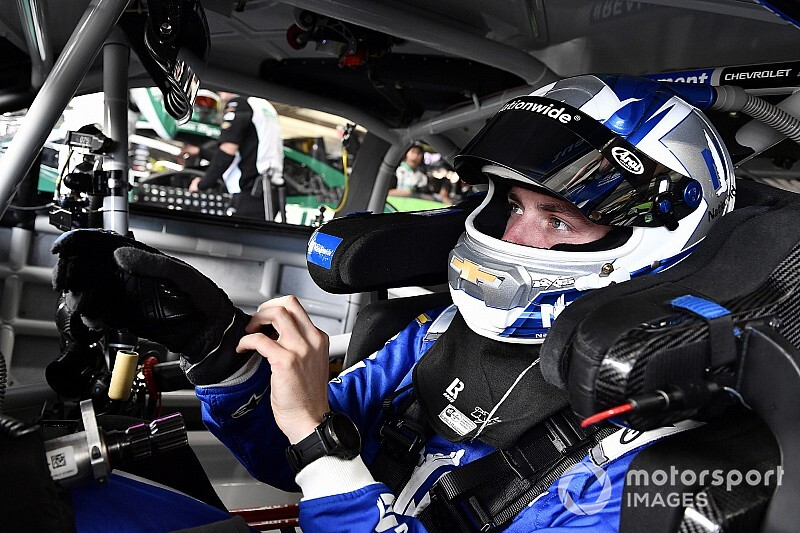 "Alex Bowman ""moving forward"" after run-in with Bubba Wallace"