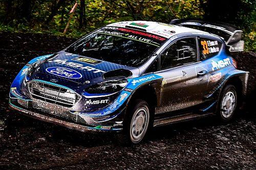 WRC, Rally Galles, PS19: scratch di Evans. Neuville ci prova