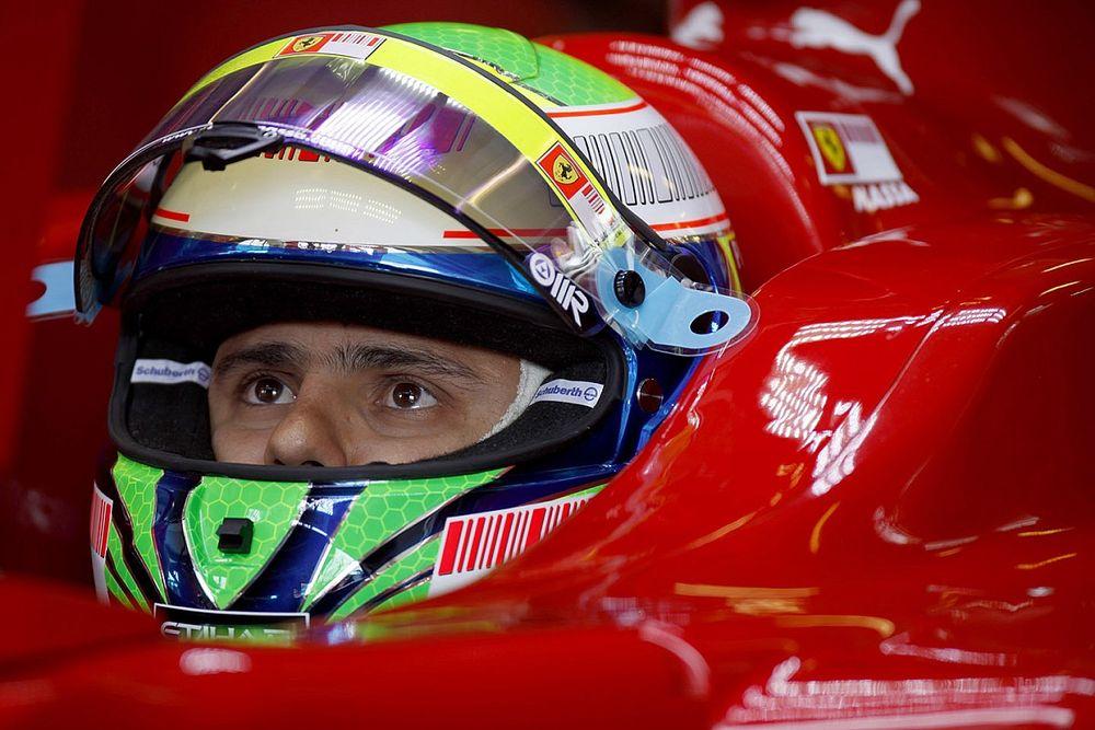 Felipe Massa; Eeuwig verbonden aan Interlagos 2008