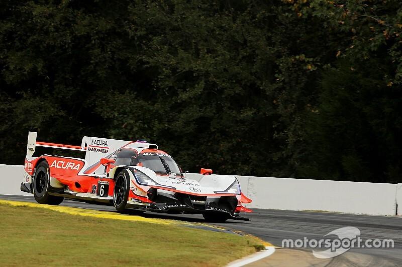 Montoya séptimo en la última práctica en Petit Le Mans