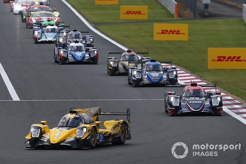 """De Vries reflects on """"surreal"""" WEC victory in Fuji"""