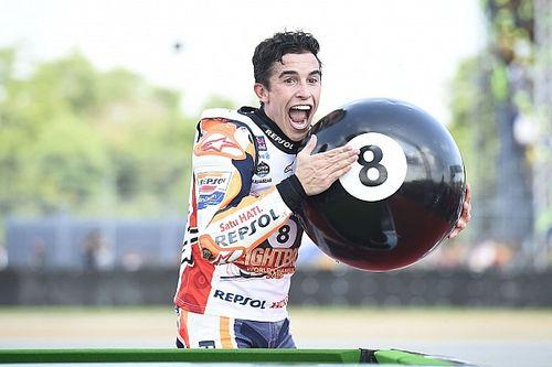 Photos - Les célébrations de Marc Márquez