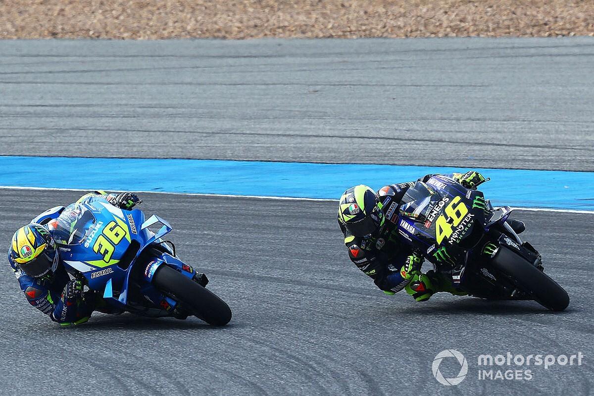 Mir Punya Harapan Bisa Satu Tim dengan Rossi