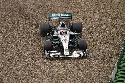 Hamilton quiere comprender por qué no ha dominado cada carrera