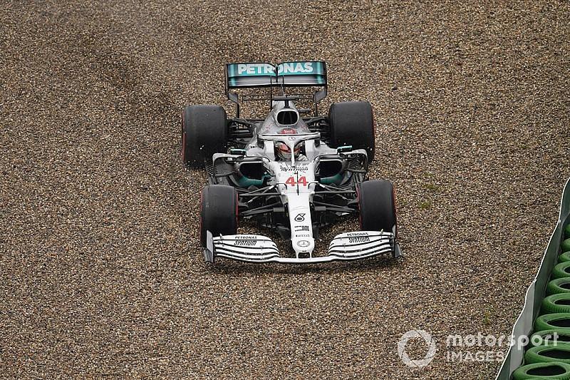 Hamilton veut comprendre les imperfections de son début de saison