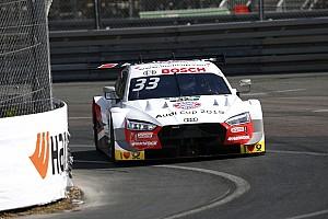 DTM: Rast cai para último na largada, mas vence em Norisring; Fittipaldi abandona