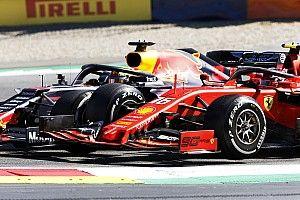 """You did a Verstappen!"" Leclerc en Albon clashen in simrace"