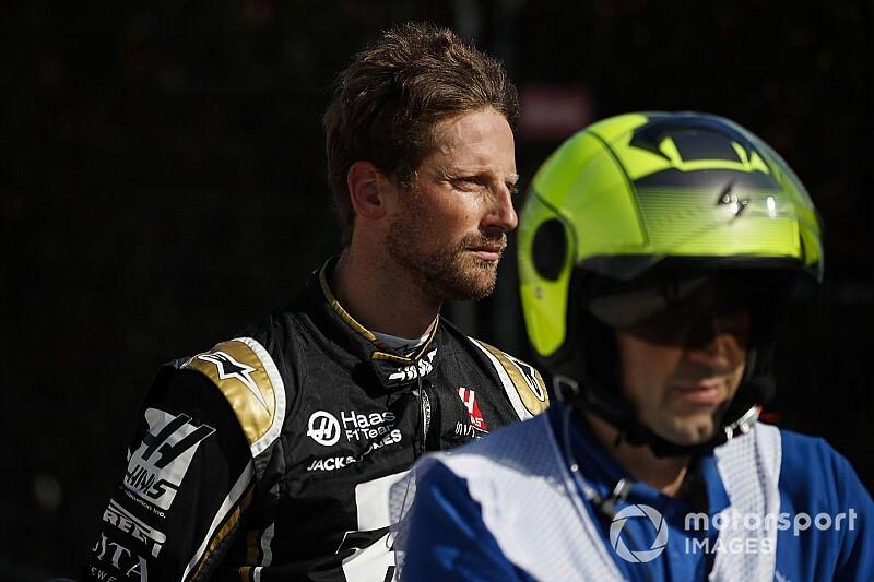 Grosjean szerint pár versenyzőnek le kellene nyugodnia a startoknál