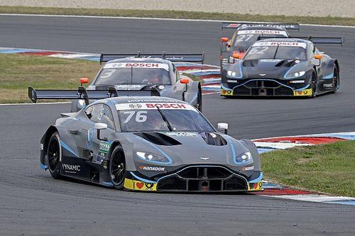 Le Aston Martin ancora nel DTM? ITR e HWA cercano la soluzione