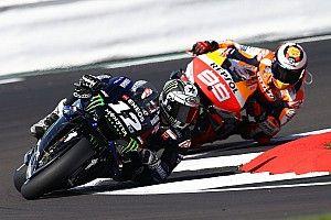 Онлайн. Гран При Великобритании MotoGP: гонка