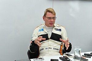 """Hakkinen só voltaria a correr """"para chutar alguns traseiros"""""""