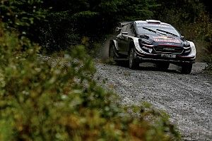 Wales WRC: Final stage delayed as Ogier retakes lead