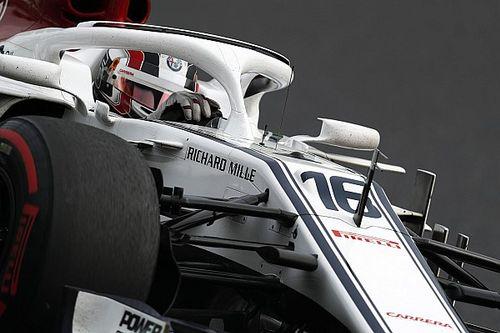 """Leclerc : Ce sera """"compliqué"""" de doubler les Toro Rosso"""