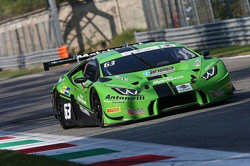 Zampieri e Altoè si impongono in Gara 2 a Monza, Magnoni campione nella GT3 Light