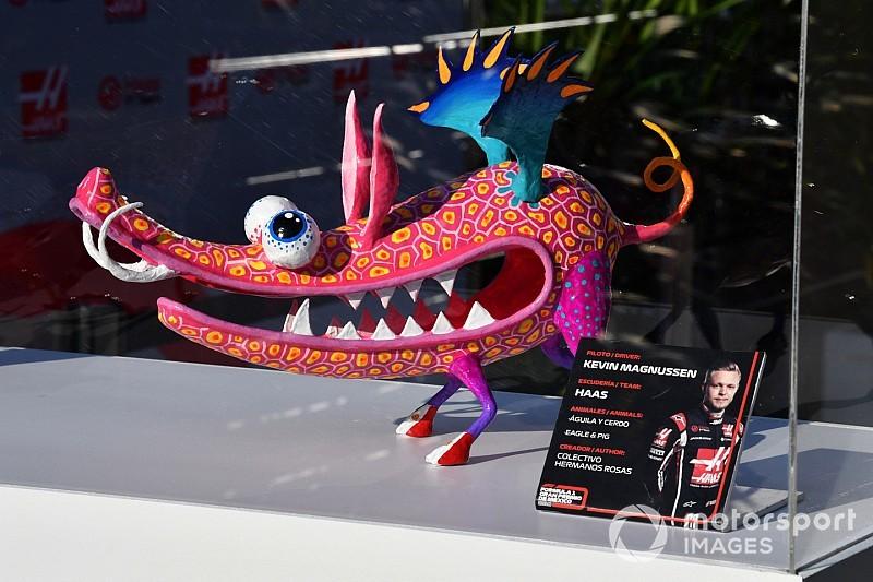 Formel 1 Mexiko 2018: Die schönsten Bilder am Donnerstag