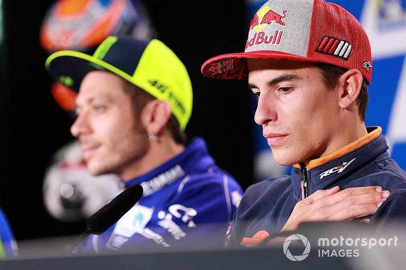 """August Auinger: """"Rotzfrecher"""" Marquez hat doch nur Rossi kopiert!"""