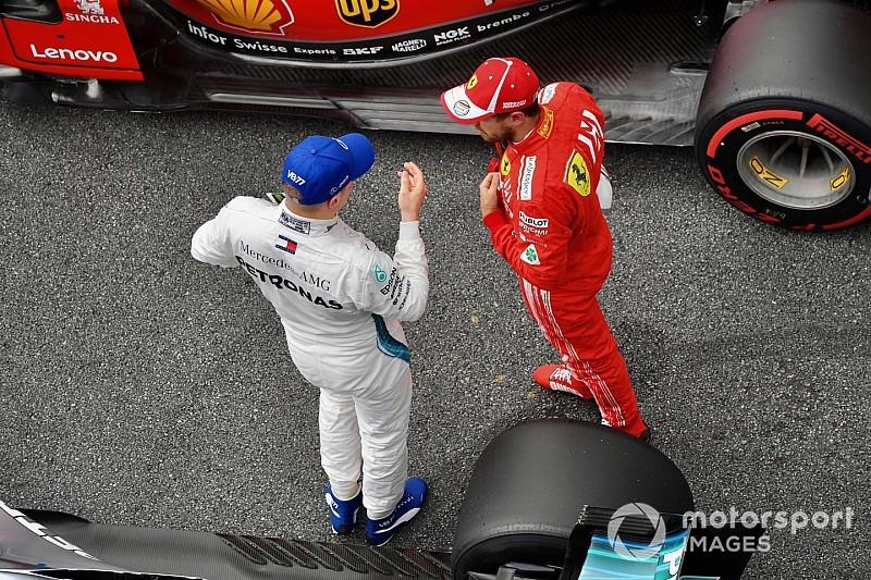 Kulisszatitkok Brazíliából: a Ferrari választhatta a legjobb stratégiát, Ricciardo kiáll Vettel mellett