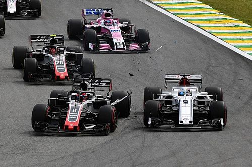 Photos - La course du Grand Prix du Brésil 2018