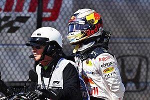 レッドブル代表「レース後、リカルドは壁を殴って怒りをぶちまけていた」