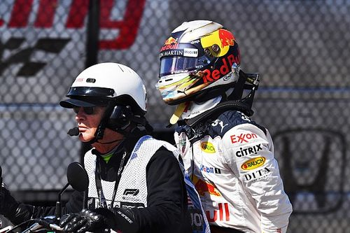 "Ricciardo ""put his fist through wall"" after US GP exit"