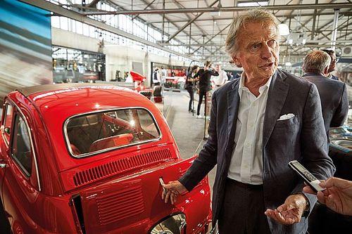 Montezemolo: Ferrari Kurang Sosok Pemimpin
