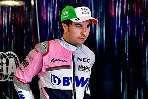 Perez: Mindent megtettem, zsebben volt a hetedik hely