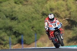 Ducati pinta Petrucci cetak kemenangan