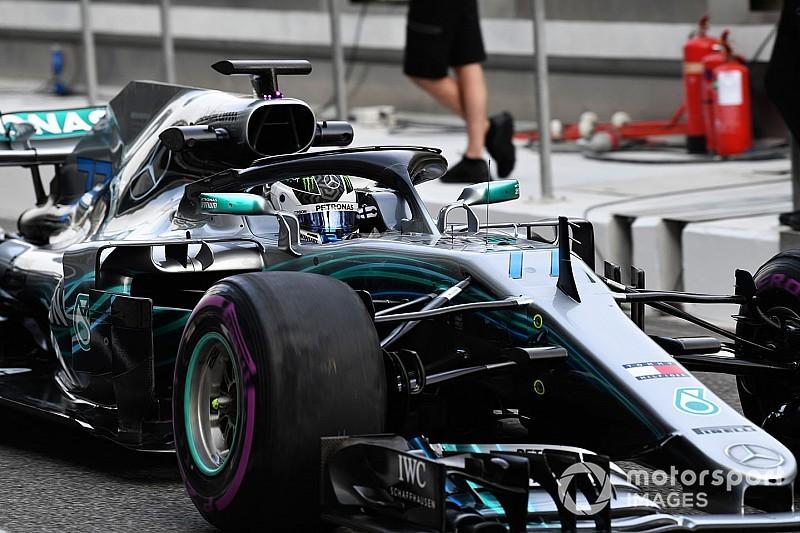 У Mercedes