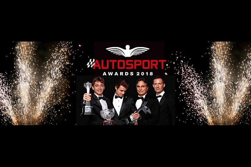 Autosport-Awards 2018: Das sind die Nominierungen