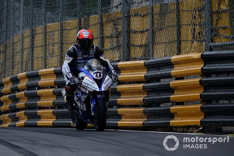 Macau-Unfall: Ein Motorrad-Fahrer nach Crash im Krankenhaus