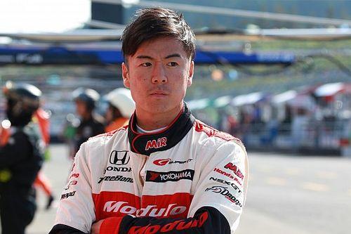 大津弘樹が全日本F3に復帰! スリーボンドの12号車からレギュラー参戦決定