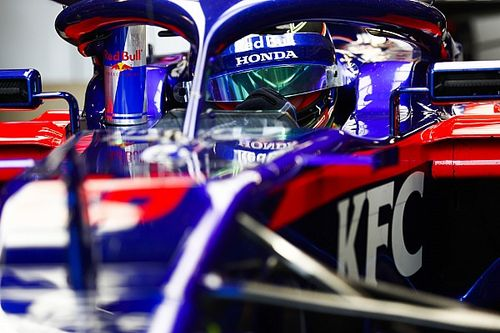 Hartley gets Toro Rosso upgrade use in Mexico