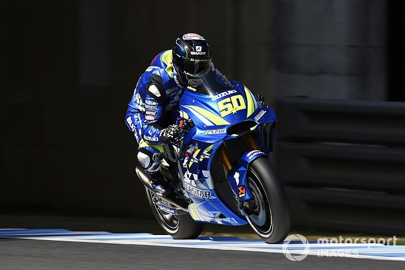 "Suzuki's early '19 bike trial was ""massively important"""