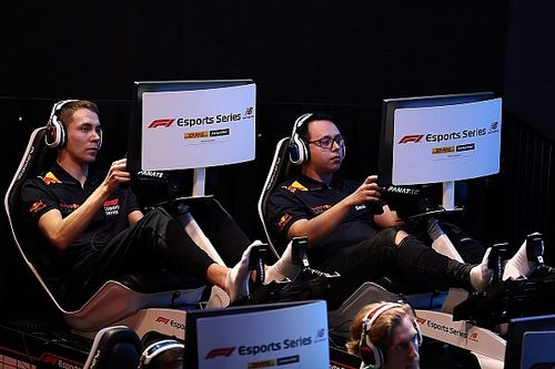 Ferrari gabung kompetisi eSport F1
