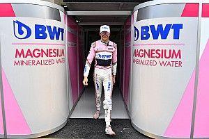 Ricciardo után Ocon is 5 helyes rajtbüntetést kap a Brazil Nagydíjra