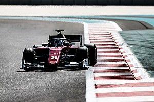 Correa bate a Schumacher en los test de la F2