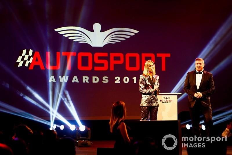 Autosport Awards 2018: ecco tutti i vincitori della più grande notte del motorsport