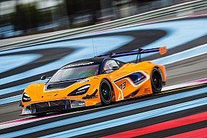 Новый McLaren 720S GT3 дебютирует в гонках в декабре. Фото