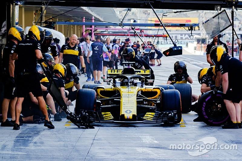 Renault voorziet meer spektakel in 2019 na verhogen brandstoflimiet