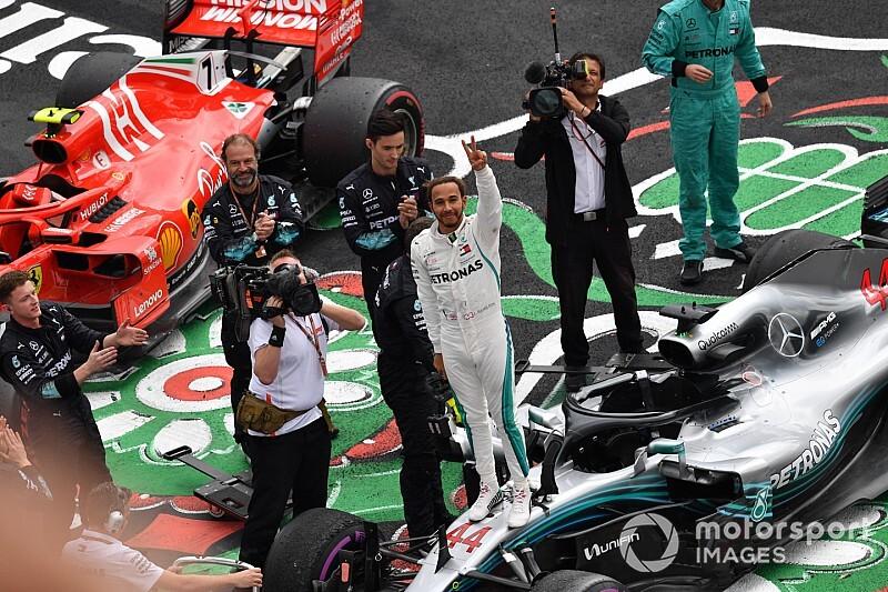Hamilton no espera ser campeón en México