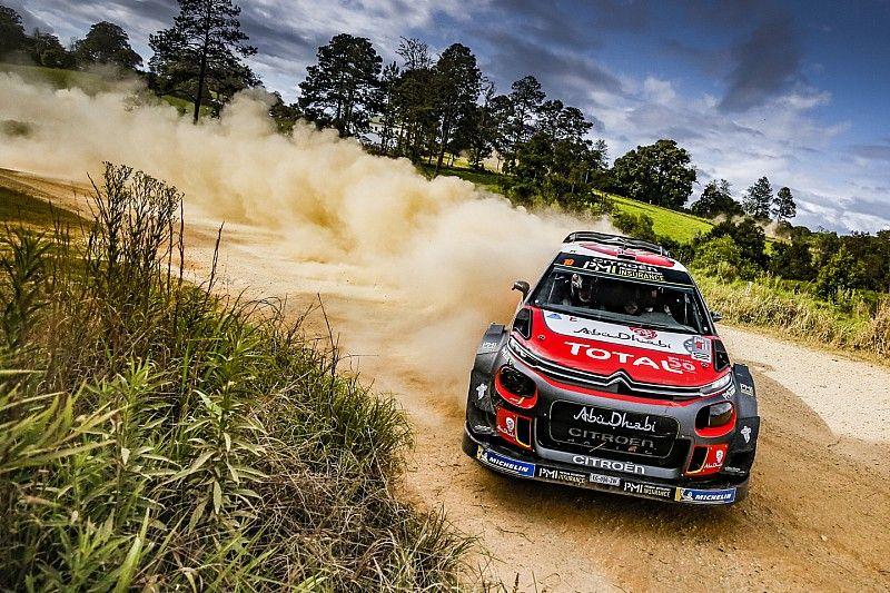 Citroën tendrá un tercer auto para Ostberg en Australia