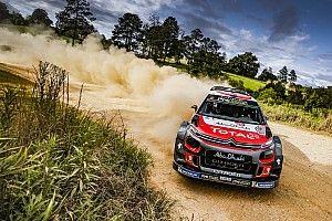 Citroen enters third car for Ostberg in Australia