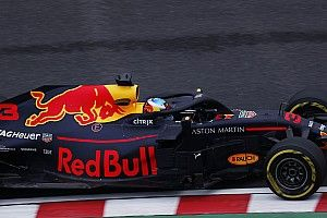 Ricciardo hoopt nog op podiumplaats met Red Bull