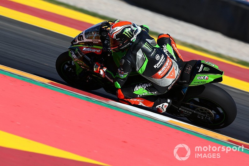 "Sykes weighing up ""interesting"" '19 WSBK option"