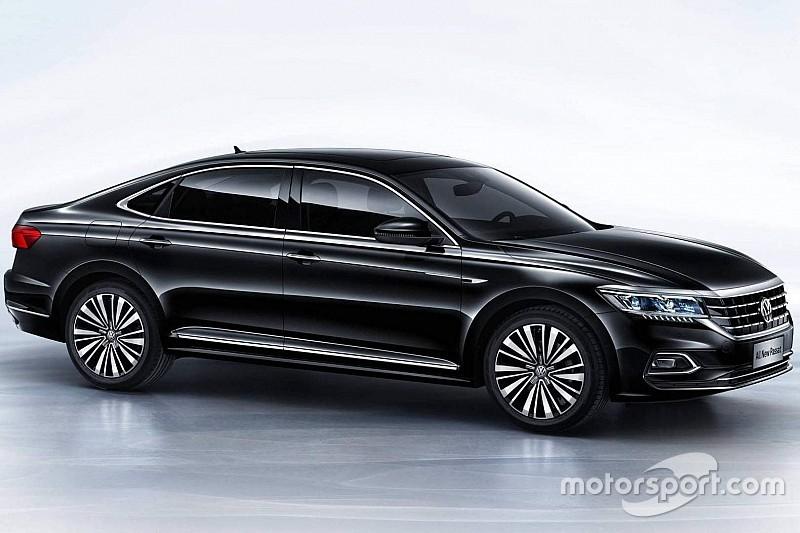 VW розкрив новий Passat для Китаю. Чи це модель наступного покоління для США?