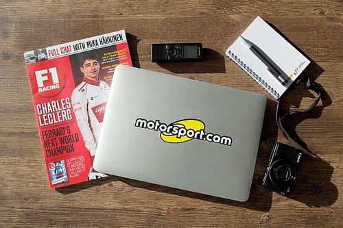 Blog: Hoe komt een Formule 1-journalist de winter door?